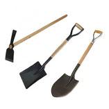 pala, azada, herramientas
