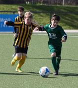 E1 im Spiel gegen Adler Union 2.