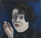 Selbstbildnis, 1930/31
