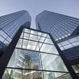 deutsche bank green buildings  |  frankfurt