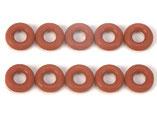 TAMIYA  Silikonringe rot,  300050597