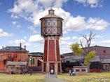 Wasserturm Karlsruhe, Plastik-Modellbausatz der Firma Vollmer, 45704