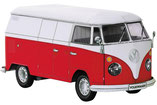 VW Bus, Bulli,  Fahrzeuge als Kartonmodell
