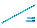 TAMIYA;  300054026;  Antriebswelle Blau eloxiert