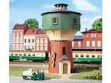 "Bahnhof ""Klingenberg-Colmnitz"", Plastik-Modellbausatz der Firma Auhagen, 11346"