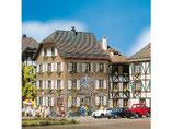 """Gasthaus """"Krone"""", Plastik-Modellbausatz der Firma Faller, 130415"""