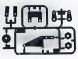 TAMIYA TT-01, D-Teile, Dervohalter