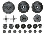 TAMIYA  TT-02 G-Teile  Getriebe  Zahnräder