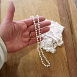 Taille parfaite pour collier de perles traditionnel
