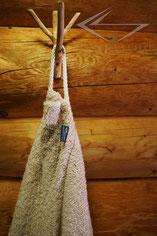 Saunahandtuch extra lang Badehandtuch Handtuch 2 Meter