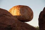 Devils Marbles, Australien-Rundreise