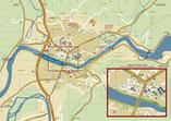 Argentat - Plan de ville