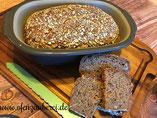 Brot mit Vollkorn und Dinkel, Vollkornbrot in der Brotbackform Zaubermeister Lily oder Ofenmeister von Pampered Chef aus dem Onlineshop
