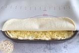 Griechischer Gyros Kuchen in der Ofenhexe von Pampered Chef aus dem Onlineshop