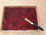 Linzer Schnitten Kuchen im großen Ofenzauberer von Pampered Chef aus dem Onlineshop