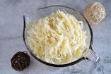 Griechischer Krautsalat in der Edelstahlschüssel von Pampered Chef aus dem Onlineshop