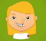 tanden poetsen (eenvoudig)