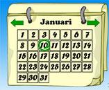 rekenen met de kalender (L4)