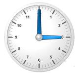 het uur ( quizlet)