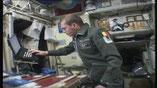 leven aan boord van ISS (schooltv)