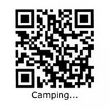 code QR camping domfront normandie orne