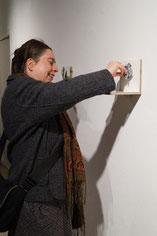 "Bild: Ausstellung ""passieren"" OÖ Kunstverein, U-Hof im Kulturquartier, Linz"