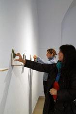 """Bild:Ausstellung """"passieren"""" OÖ Kunstverein"""