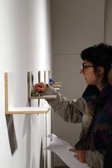 """Bild:Ausstellung """"passieren"""" OÖ Kunstverein Linz"""