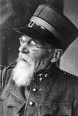 Hauptmann, Dr. Arthur Gloor