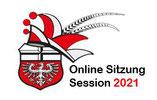Online Sitzung Session 2021 | Ahrweiler Karnevals-Gesellschaft