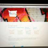 bureau Prikbord, webdesign, realisatie, website, ontwerp, logo huisstijl, pastel kleuren
