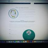 webdesign, digitale flyer, design, miss detox, bussum, clean eating