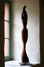 Edelholzskulpturen, akt, gunnar mozer