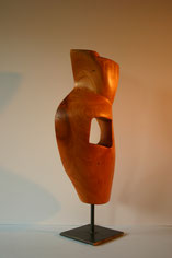 holzskulpturen, abstrakt, gunnar mozer