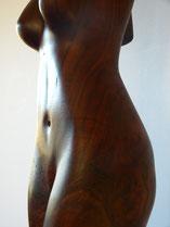 modern, abstrakt, akt, nussbaum, edelholz, chocolat, gunnar mozer