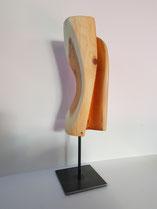 edelholzskulptur, abstrakt, modern, gunnar mozer