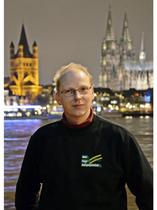 Herr Stefan Schöpgens, gelernter Gas und Wasser Installateur