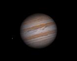 Jupiter mit Europa