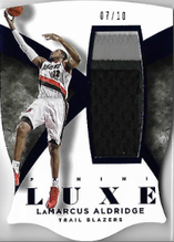 LaMARCUS ALDRIDGE / Luxe Patch - No. 66  (#d 7/10)