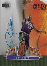 RAY ALLEN / Signature Slams - No. RA