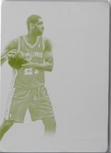 TIM DUNCAN / National Treasures - NBA Game Gear Duals (No. 20)