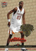 LaMARCUS ALDRIDGE / Lucky 13 - No. 202  (Gold Medallion)
