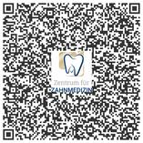 QR Praxiskontaktdaten Zentrum für Zahnmedizin Schwalmtal