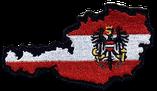 Stoffwappen Österreich