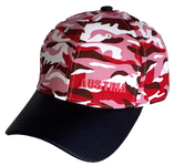 "Kappe Camouflage pink ""Austria"""