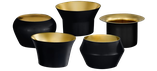 décoration home accessories accessoires laiton brass intérieur scandinave suède claesson koivisto rune designers copper king karl craftsmanship orfèvrerie silversmith bernadotte candleholder bougeoirs