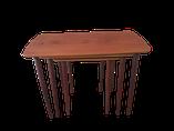 tables d'appoint, bout de canape, tables basses, table vintage, table scandinave, mobilier vintage, mobilier scandinave, meubles vintages, meubles scandinaves, meubles nordiques, antiquites, meubles en bois, deco, decolovers, danish, decoration vintage