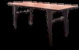 table vintage, mobilier vintage, table scandinave, rue charlot , nordik market