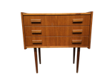 commode scandinave, commode vintage, commode danoise, mobilier vintage, meuble d'entrée, meuble pour chambre, mobilier scandinave, meuble en bois, meuble de rangement, nordik, nordique, danish, furniture