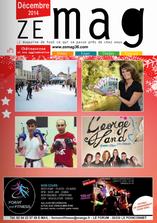 ZE mag 36 Châteauroux N°1 - Décembre 2014